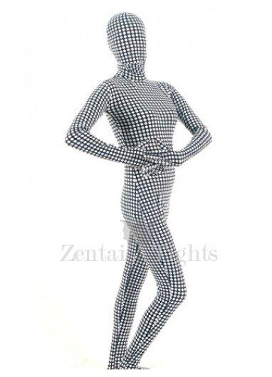 Top Lycra Spandex Unisex Morph Suit Zentai Suit