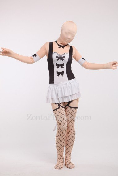 Sexy Halloween Cosplay Full Body Spandex Holiday Unisex Lycra Morph Zentai Suit
