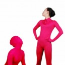 Supply Superior Suitable Suitable Red Lycra Spandex Unisex Morph Suit Zentai Suit