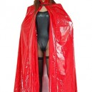 Supply Cool Red PVC Cape