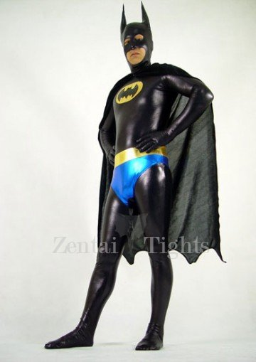 Batman Online Morph Suit Zentai Costume