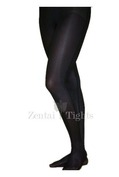 Black Lycra Velvet Morph Suit Zentai Suit