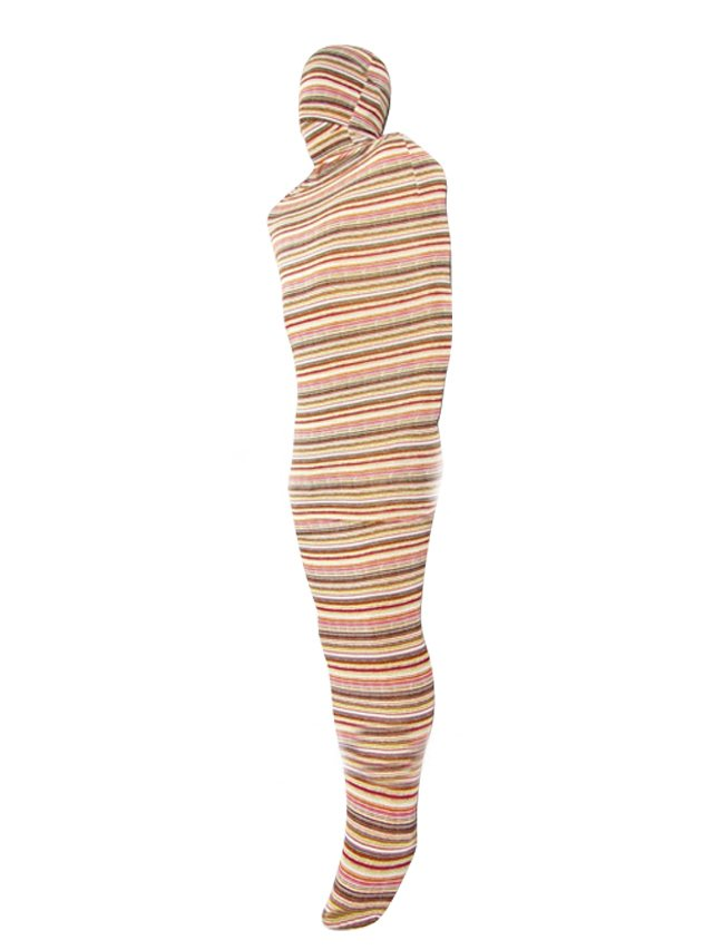 Mummy Lycra Spandex Unisex Morph Suit Zentai Suit