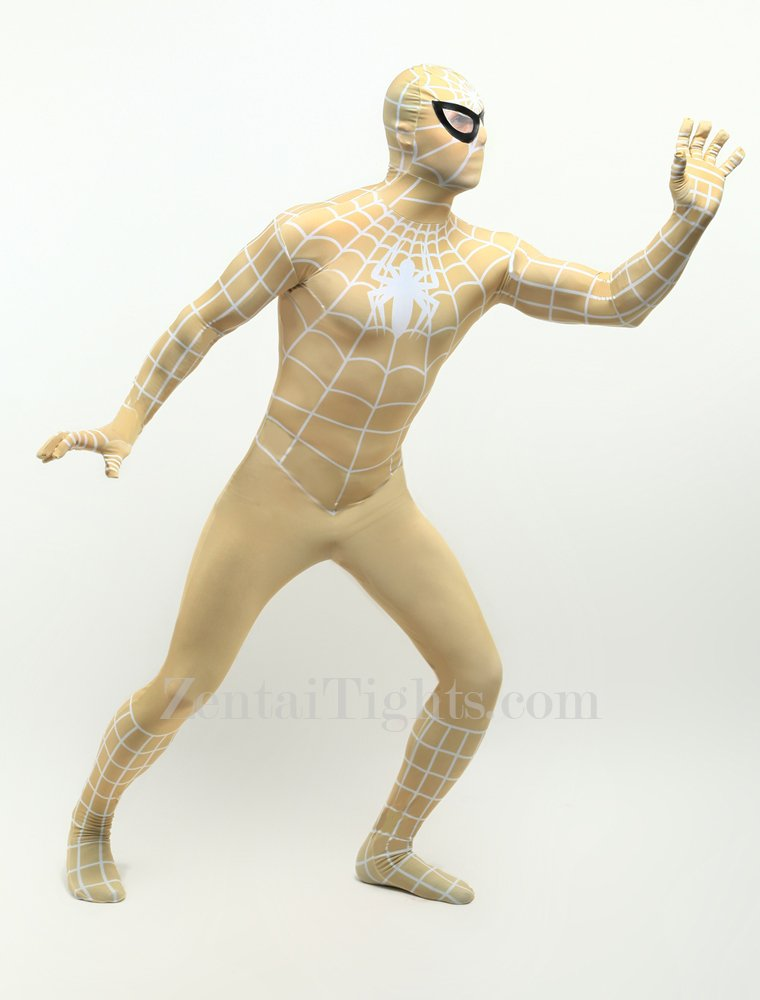 Cool Spiderman Super Hero Halloween Full Body Spandex Holiday Unisex Lycra Morph Zentai Suit