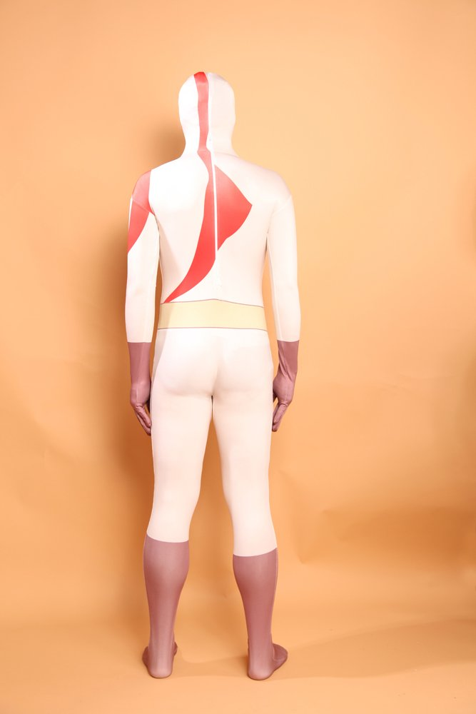 Digital Color Printing Full Body Halloween Spandex Holiday Unisex Cosplay Zentai Suit