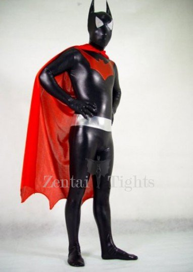 Batman Morph Suit Zentai Costume