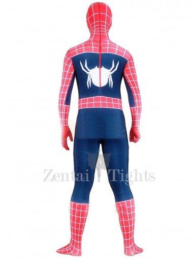 Lycra Spandex Unisex Spiderman Morph Suit Zentai Costume