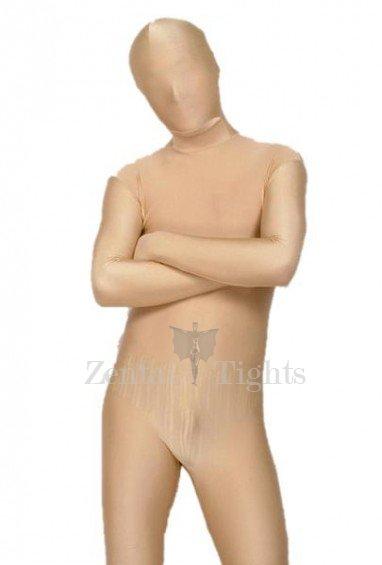 Skin Color Lycra Spandex Morph Suit Zentai Suit