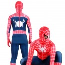 Supply Lycra Spandex Unisex Spiderman Morph Suit Zentai Costume