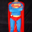 Supply Lycra  Superman Spandex Costume