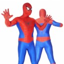 Supply Lycra Spandex Unisex Spiderman Morph Suit Zentai Suit