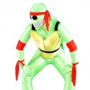 Teenage Mutant Ninja Turtles Lycra Spanex Super Hero Morph Suit Zentai Suit