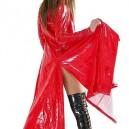 Cheap Red PVC Cape