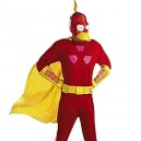 Supply Simpson Lycra Super Hero Costume