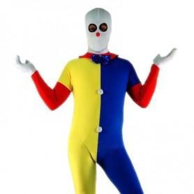 Clown Lycra Spandex Unisex Morph Suit Zentai Suit