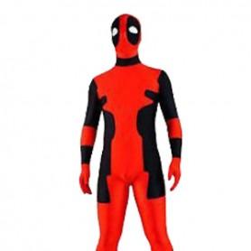 Deadpool Spandex Zentai Suit Deadpool Costume Halloween Costume