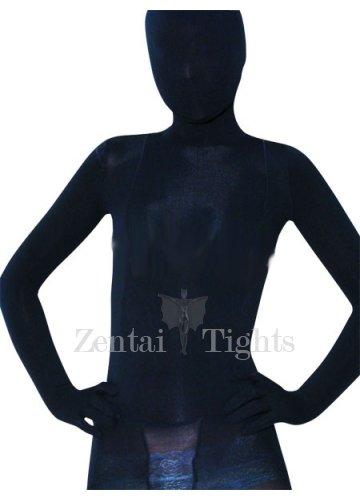 Black Velvet Unisex Morph Suit Zentai Suit
