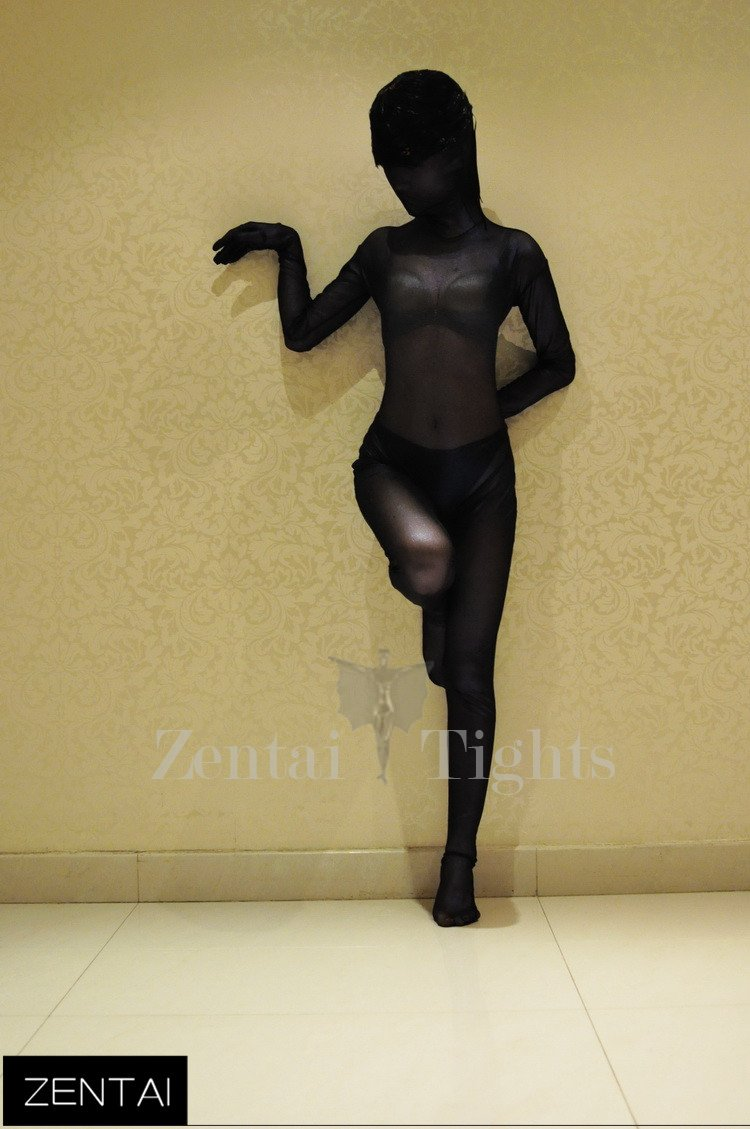 Full Body Morph Suit Zentai Tights Tights Purple Sexy Translucent Silk Painted Gold Morph Suit Zentai Suit Costume
